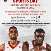 Bridge 2 Sports MBB-Flyer