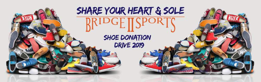 Shoe Drive Promotion graphic