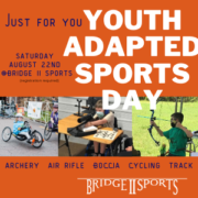 Copy of Youth Adapted Sports Day square (1)
