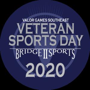 Valor Games Southeast Veteran Sports Day 2020 logo