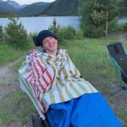 Gunnar camping colorado